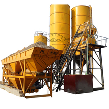 CE Certified HZS35 Concrete Batching Plant on sale,Mini Portable Concrete Batch Plants for sale