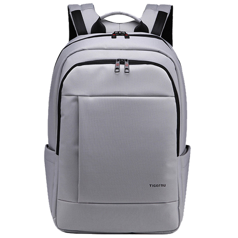 2907d2c695 Get Quotations · Waterproof Nylon Swiss Gear Backpack Laptop Bag Men s Travel  Bags Backpacks Capacity Black Backpack Men Unisex