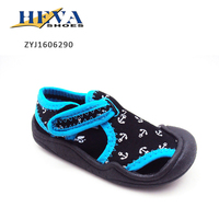 Kids Slip On Water Shoes Comfy Aqua Socks Water Sandal With Protective Toe Cover