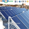High efficient blue Tinox anti-freezing solar collector panel in China