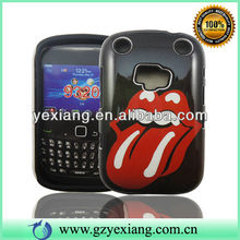 Sexy Lips Design Cell Phone Cover For Blackberry Curve 9320 Case
