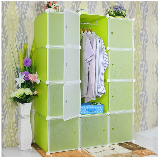 embossed plastic cube storage cabinet modern furniture with