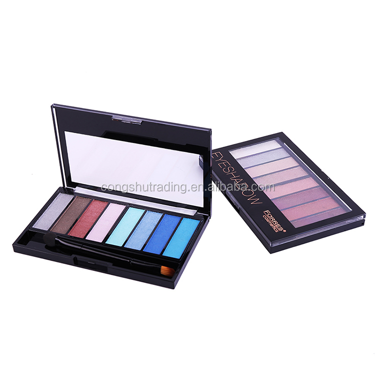 10 color eyeshadow palette makeup multi colored eyeshadow palette