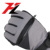 Custom leather warm winter ski gloves outdoor snowboard waterproof and windproof with neoprene material