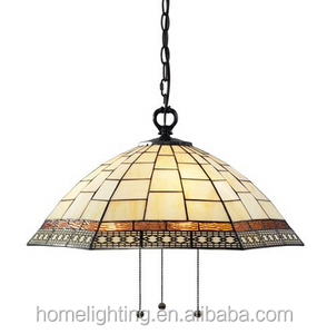JLC-7710 Tiffany hanging pendant ceiling lighting suspension lamp