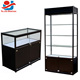 Modern jewelry/cellphone/watch shop glass display cabinet/ stand/rack /glass showcase