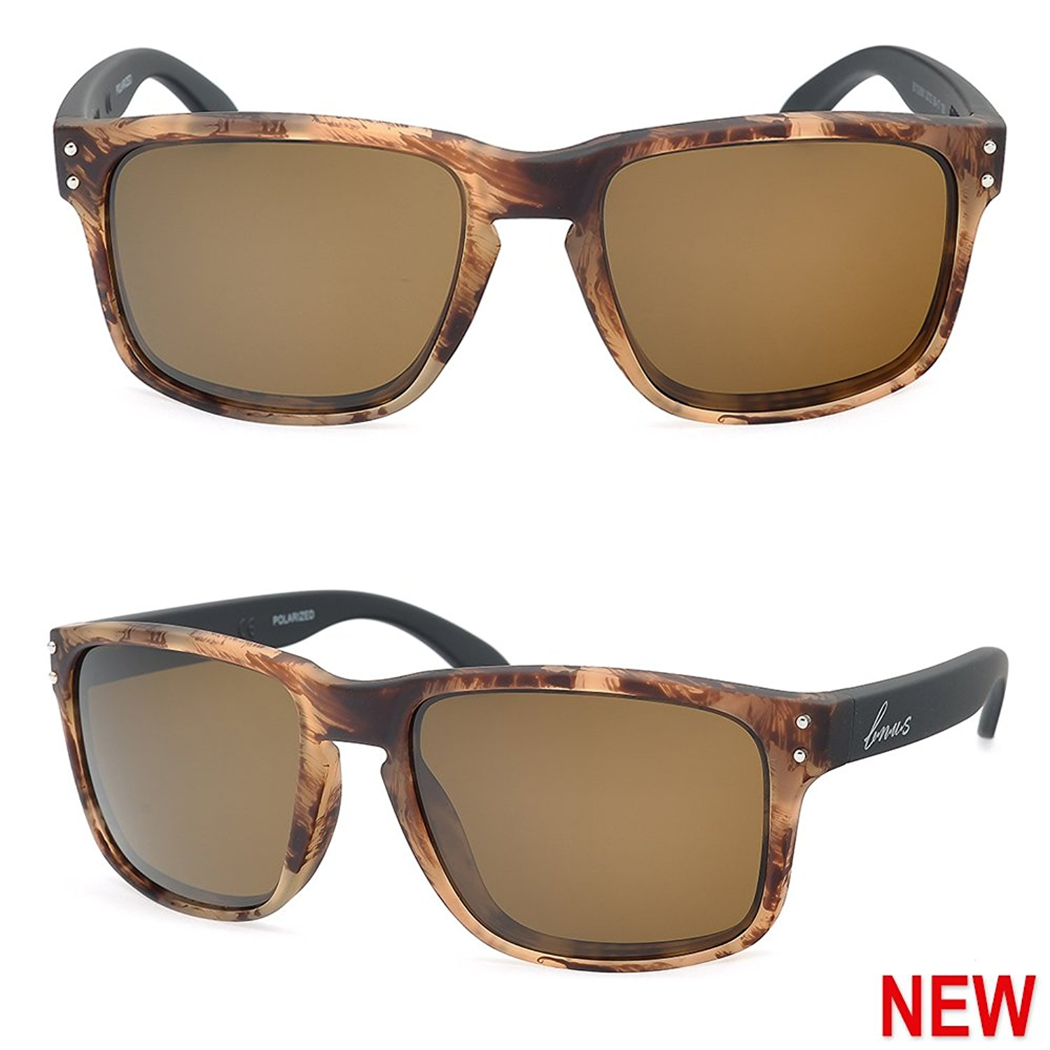 440b9d405be Get Quotations · Bnus italy made classic sunglasses corning real glass lens  w. polarized option (Frame
