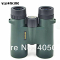 Visionking 10x42w Binoculars Telescope Outdoor Fun Sports Military Birdwatching Hunting Waterproof Bak4 High Powered Binoculars