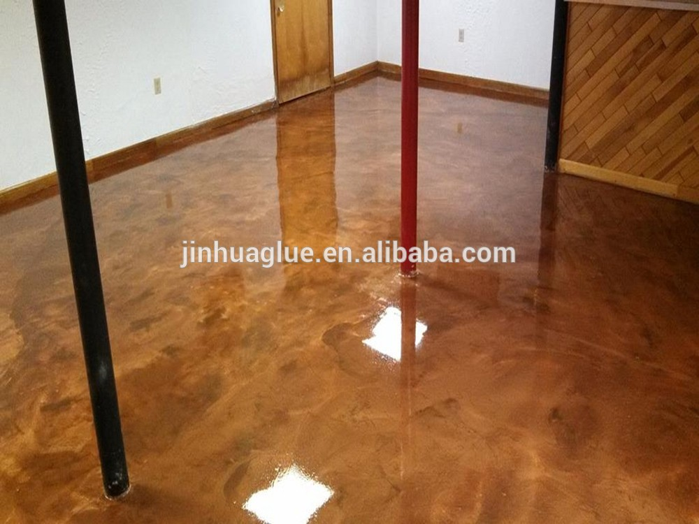 Epoxy Resin Coating For Anti Dust Concrete Epoxy Floor