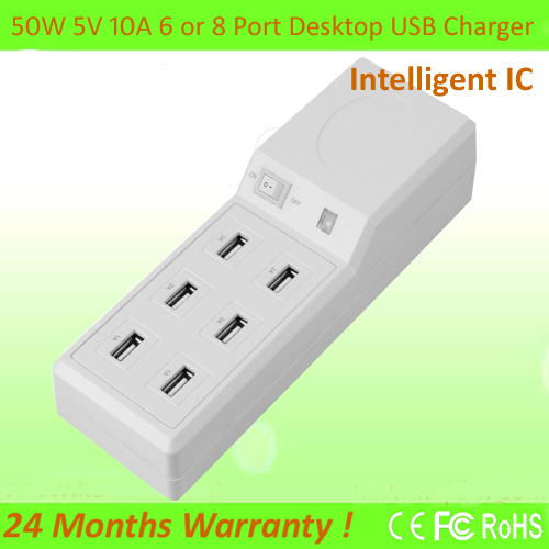 Hot sell 8 port usb charger,shenzhen gadgets for new product usb charger