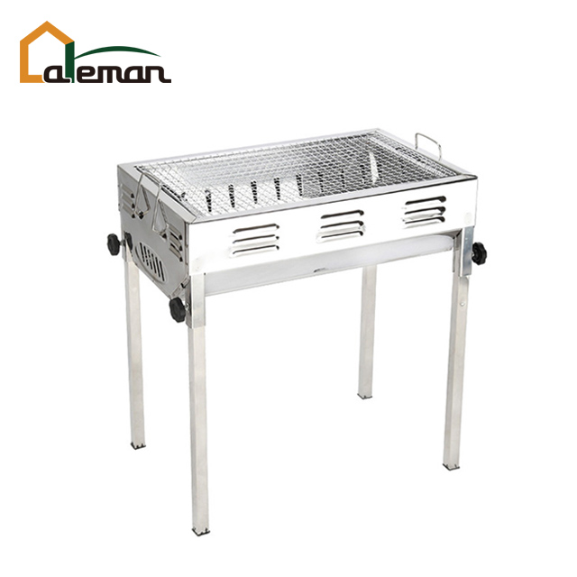 Stailess steel BBQ grill 55 cm
