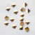 0402W transfer strass China cheap heat transfer diamond studs convex copper studs iron on,metal studs heat transfer stud