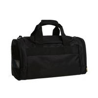 Large Two tone Spacious Sports Gym Travel Bag