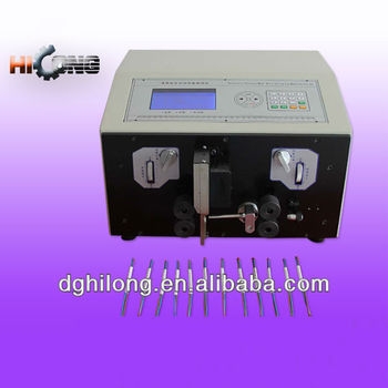 electric wire machine