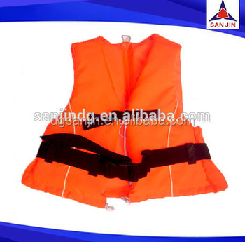 Nylon Material Waterproof Personalized Life Jacket Vest Boating ...