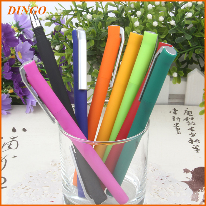 Promotional Plastic Pen With Logo/ball pen