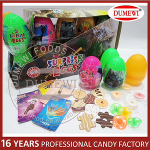 Egg Easter Toy Surprise Candy