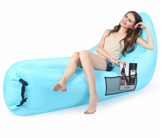 Sleeping Bag Inflatable Air Sofa Sleeping Air Bed For Outdoor Rest Camping Inflatable Lounger waterproof
