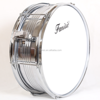 "13"" x 5"" cheap chinese steel snare drums"