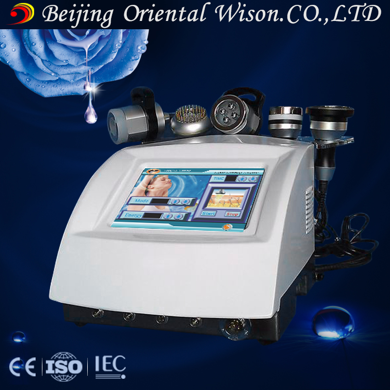 5 in 1 RF Cavitation Ultrasound slimming beauty device