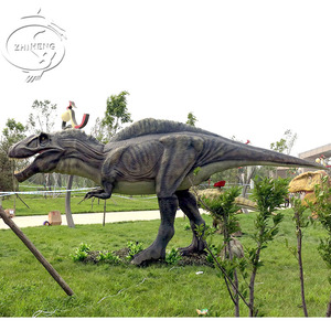 Amusement park attractive high quality animatronic dinosaur