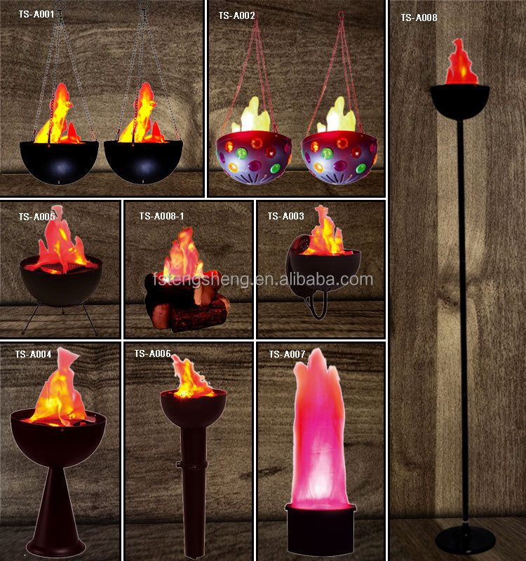 Artificial Making Party Decor Led Fabric Silk Cloth Fake