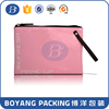 Custom printing low price hard case cosmetic bag