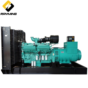 Reliable and high quality generator 750 kva