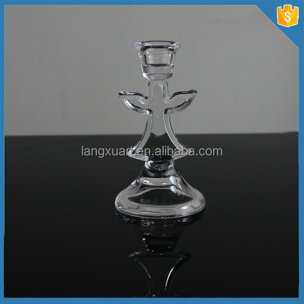 Angel shaped table centerpiece incense candle stick holder