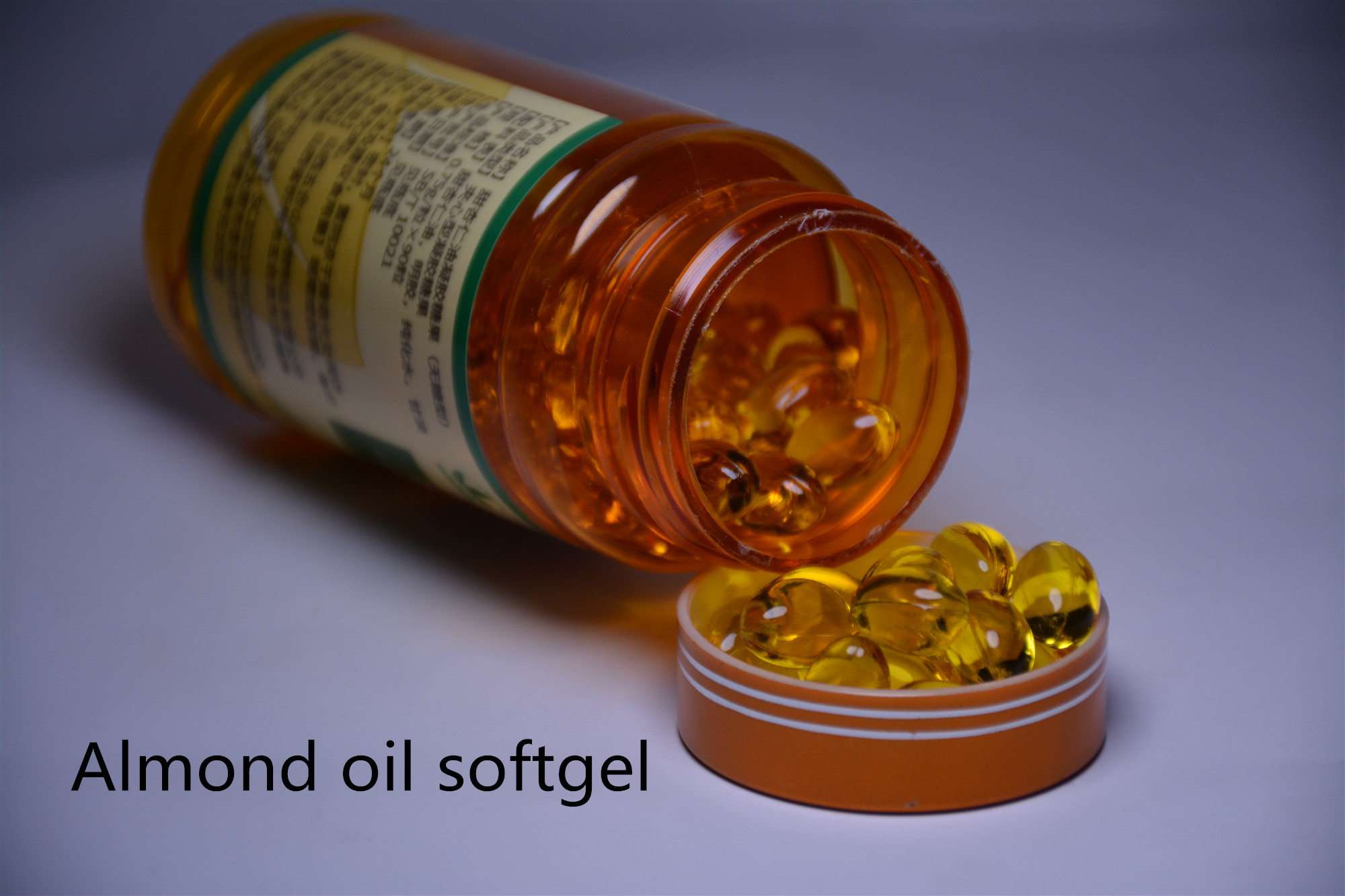 Seabuckthorn Seed Oil Softgel Capsules