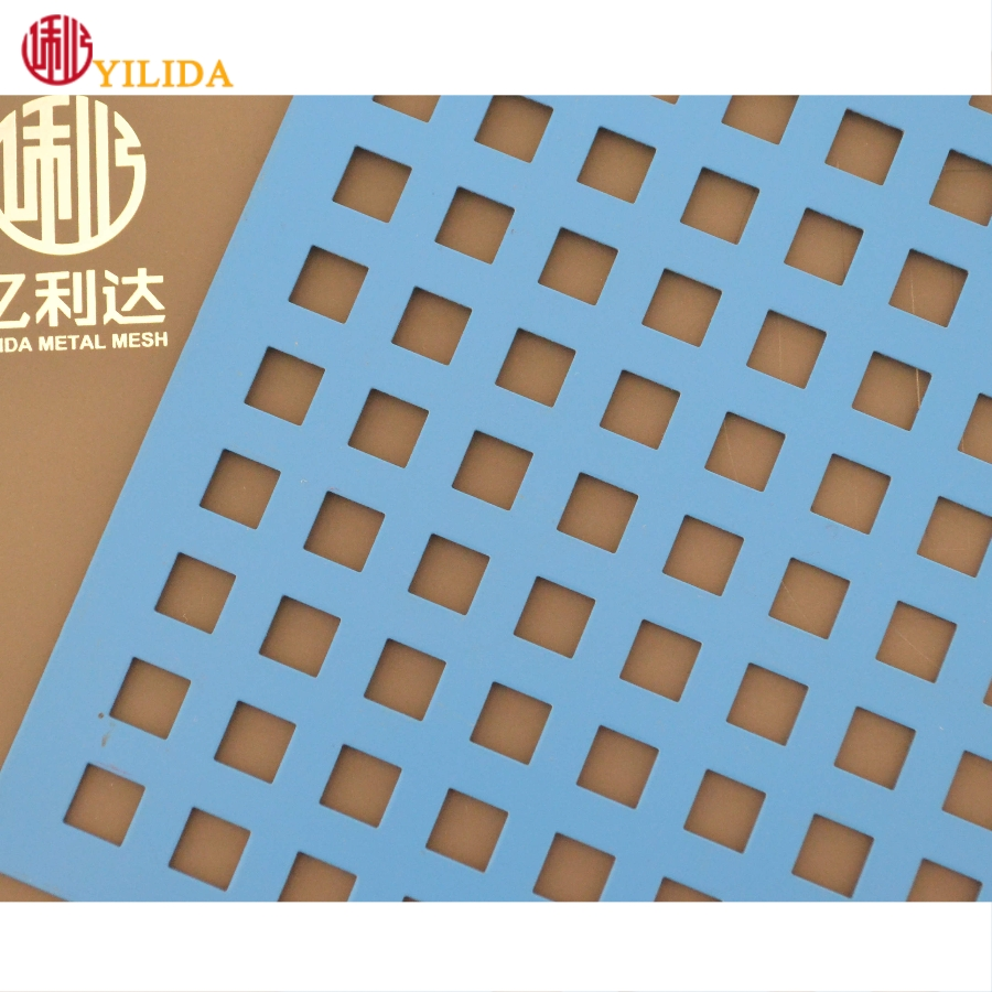 Aluminum Slotted Perforated Metal Panels Buy Decorative