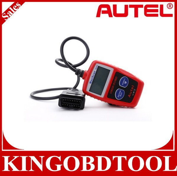 2014 Original Hot Promotion Autel MaxiScan MS309 OBD II/EOBD Code Reader high quality Wholesale lowest price