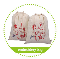 Hot product matching shoes cotton bags