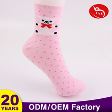 New Style Breathable Teen Girl Feet In private label Socks