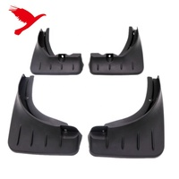 Car Accessories Mudguards Splash Flaps Fenders for Porsche Cayenne 2018 2019
