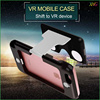 Portable Folding Phone Case 3D Gafas VR Case Glasses Reality virtual