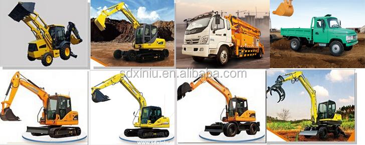 Metal Rc Excavator Hydraulic Breaker Hammer Excavator ...