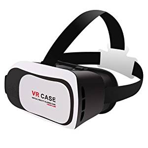3D EAZ X3 Immersive VR Glasses - VR Headset For Android, IOS, Microsoft, Samsung & Othes Smartphones | 4.0-6.0 Inches Series Perfect for Movies & Gaming