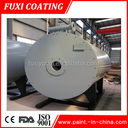 Heat resistant antirust 600 Celsius organic silicon aluminum powder high temperature paint coatings