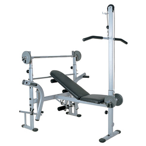 GS-309A Foldable body vision extreme performance excel exercise weight bench