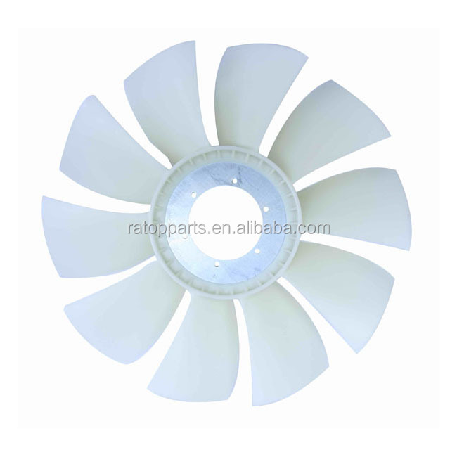Excavator CAT320D E320D 320D Engine Cooling Fan Blade 2459343 245-9343