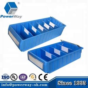 China Factory Storage Bin Wheeled Storage Bins
