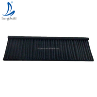 New factory price cheap roof material in worldwide market stone coated metal roofing sheet solar panel tile