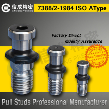 ISO 7388/2-1984 Standard Pull Studs Form A Pull Stud