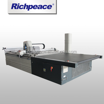 Richpeace Fully Automatic Garment/Textile/Fabric Cutting Machine