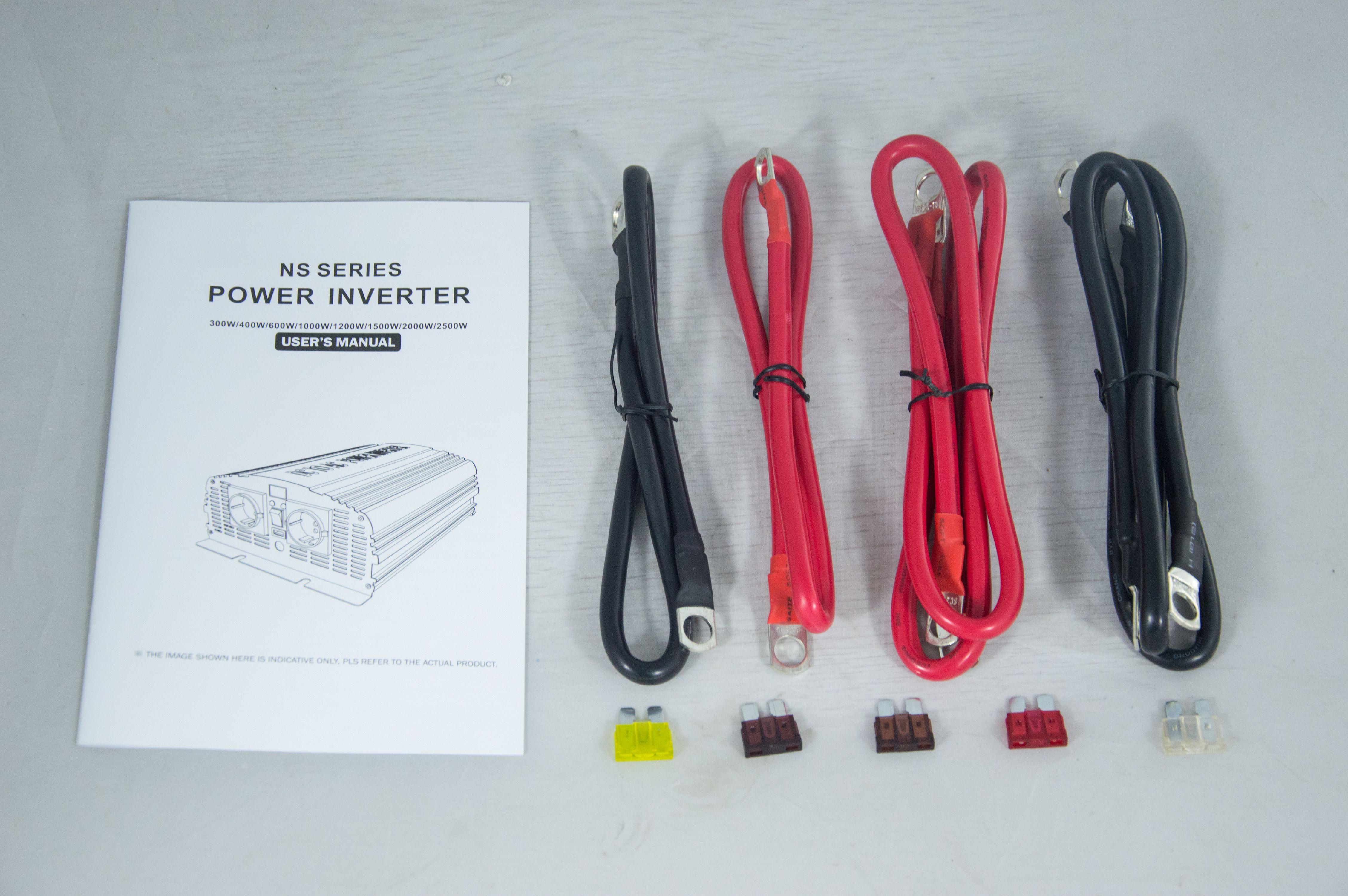 Modified Sine Wave Power Inverter 600w Dc 12v Ac 220v