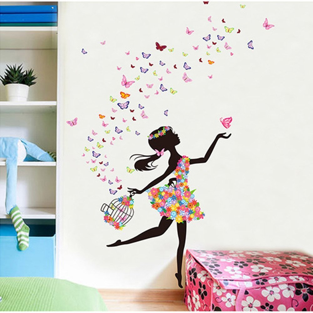 Cheap Fairy Princess Wall Stickers Find Fairy Princess Wall Stickers Deals On Line At Alibaba Com