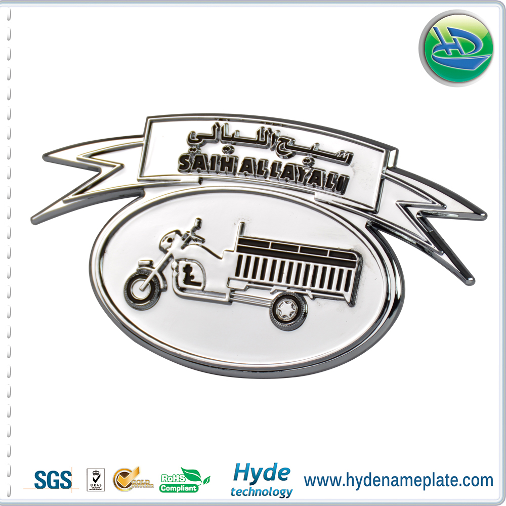Cheap Wholesale Custom Abs Car Badges And Chrome Electroplating - Car sign with namescustom car logodie casting abs car logos with names brand emblem