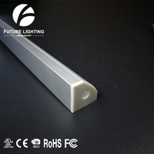 OEM Aluminium Partisi Kantor Cubicle Workstation Profil untuk <span class=keywords><strong>Lampu</strong></span> LED Linear