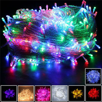 Animation 50m Led Christmas Lights Wholesale String Light Outdoor Decoration